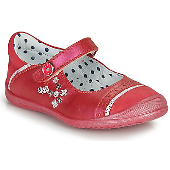 Topánky Dievčatá Balerínky a babies Catimini PIPISTRELLE Ružová