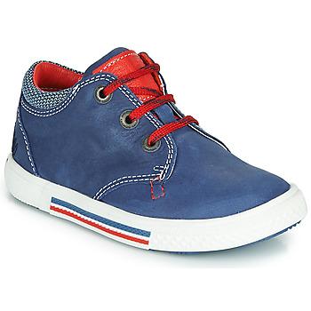 Topánky Chlapci Nízke tenisky Catimini PALETTE Modrá