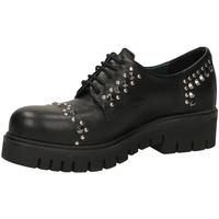 Topánky Ženy Derbie Fabbrica Dei Colli STEEL PELLE 00001-nero