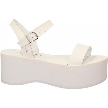 Topánky Ženy Sandále Windsor Smith CARLA SMOOTH ACTION white