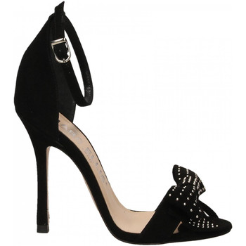 Topánky Ženy Sandále Marc Ellis CAMOSCIO nero