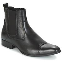 Topánky Muži Polokozačky Carlington RINZI Čierna