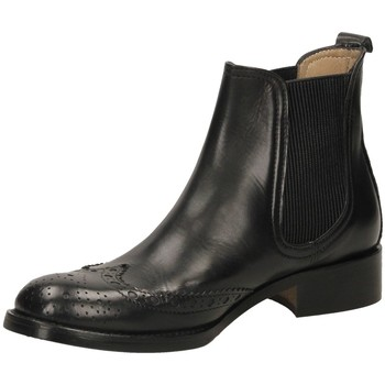 Topánky Ženy Polokozačky Calpierre VIRAP nero-nero