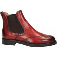 Topánky Ženy Čižmičky Brecos CAPRI rosso-rosso