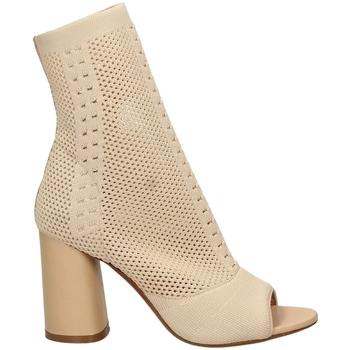 Topánky Ženy Sandále Tiffi  crema-crema