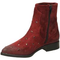 Topánky Ženy Čižmičky Fabbrica Dei Colli PLAY FOD.PELLE 00034-bordeaux