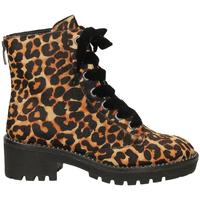 Topánky Ženy Polokozačky Apepazza CRISTEL leopa-leopardo