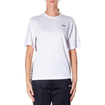 Oblečenie Ženy Tričká s krátkym rukávom Fila TALITA TEE SS briwh-bianco