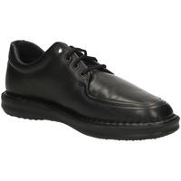Topánky Muži Derbie Frau RODEOIDRO nero-nero