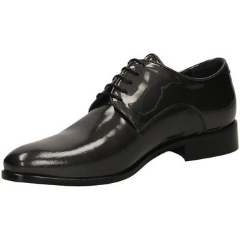 Topánky Muži Derbie Carlo Pignatelli CERIMONIA accia-acciaio