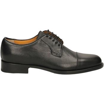 Topánky Muži Derbie Calpierre SOFT nero-nero