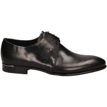 Topánky Muži Derbie Fabi NAGOYA nero-nero