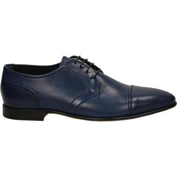 Topánky Muži Derbie Fabi MINERVA bluet-bluette