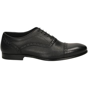 Topánky Muži Derbie Fabi FLUORO nero-nero