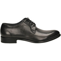 Topánky Muži Derbie Brecos MONTECARLO DELAVE grine-grigio-nero
