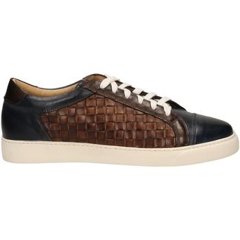 Topánky Muži Nízke tenisky Brecos CAPRI azztm-blu-marrone