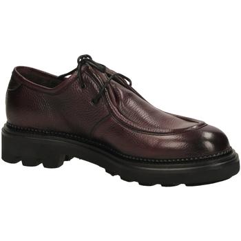 Topánky Muži Derbie Brecos CERVO borde-bordeaux