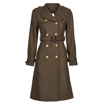 Oblečenie Ženy Kabáty Betty London LIPIUS Hnedá