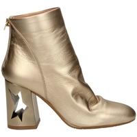 Topánky Ženy Čižmičky Tiffi  tawny-platino