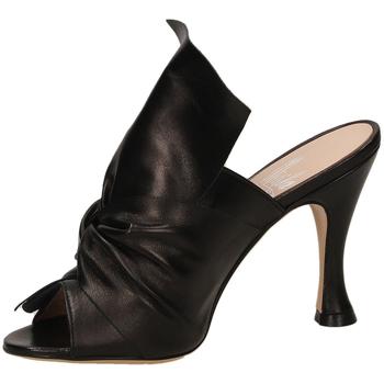 Topánky Ženy Šľapky Mivida NAPPA nero-nero