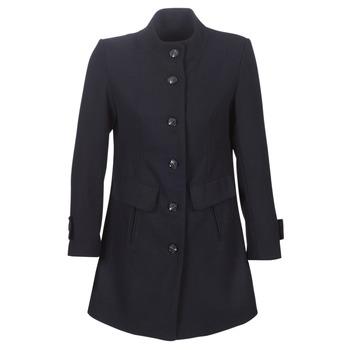 Oblečenie Ženy Kabáty Casual Attitude LYSIS Námornícka modrá