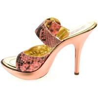 Topánky Ženy Lodičky John-C Dámske ružové šľapky MINE ružová