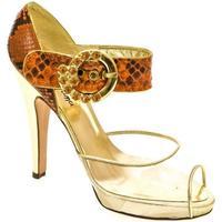 Topánky Ženy Sandále John-C Dámske oranžové sandále HELY oranžová
