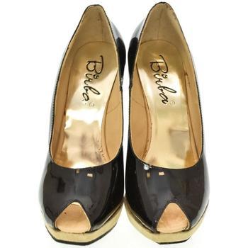 Topánky Ženy Lodičky John-C Dámske čierne lodičky BENA čierna
