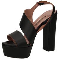 Topánky Ženy Sandále Albano KUT nero-nero