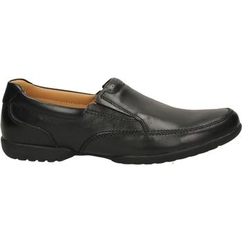 Topánky Muži Mokasíny Clarks RECLINE FREE black-nero