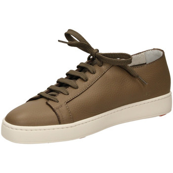 Topánky Muži Nízke tenisky Santoni TENNIS 6F iam61-taupe