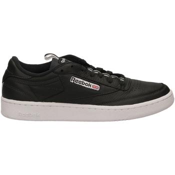 Topánky Muži Nízke tenisky Reebok Sport CLUB C 85 RT black-nero