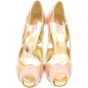 Topánky Ženy Lodičky John-C Dámske ružové lodičky DISE ružová
