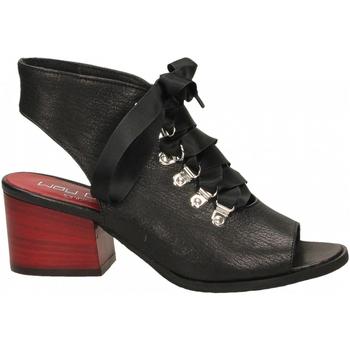 Topánky Ženy Sandále Way Out London MONT. nero-rosso