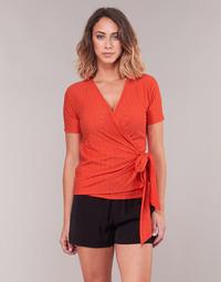 Oblečenie Ženy Blúzky Moony Mood KOUGE Červená