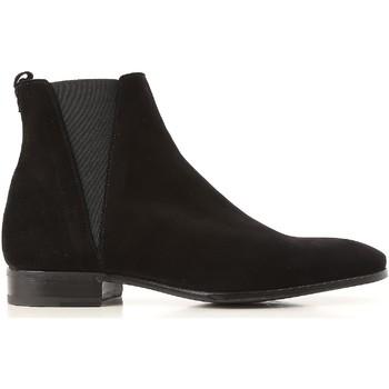 Topánky Muži Polokozačky D&G A60176 AU998 80999 nero
