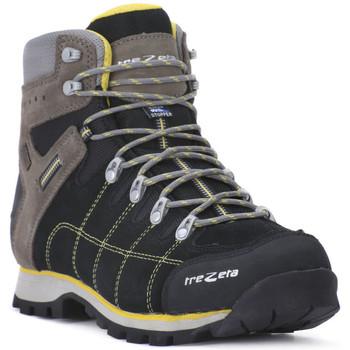 Topánky Muži Turistická obuv Trezeta HURRICANE EVO Nero