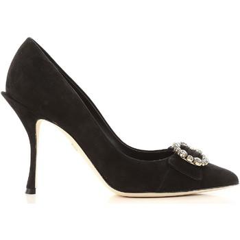 Topánky Ženy Lodičky D&G CD1072 A1275 80999 nero