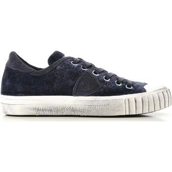 Topánky Ženy Nízke tenisky Philippe Model GRLD EV01 blu