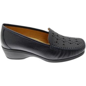 Topánky Ženy Mokasíny Calzaturificio Loren LOK4002bl blu
