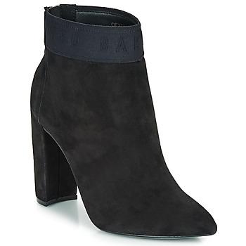 Topánky Ženy Čižmičky Ted Baker PRENOM Čierna