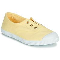 Topánky Dievčatá Sandále André LES VACANCES Žltá