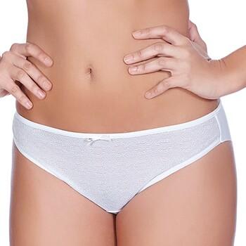 Spodná bielizeň Ženy Klasické nohavičky Freya AA1845 WHE Biela