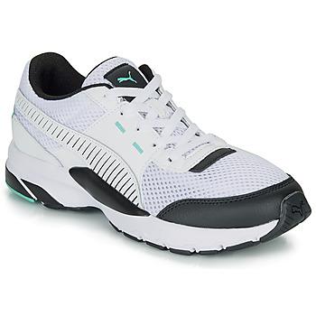 Topánky Nízke tenisky Puma FUTURE RUNNER PREMIUM Biela / Čierna