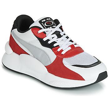 Topánky Deti Nízke tenisky Puma RS-98 SPACE JUNIOR Biela / Červená