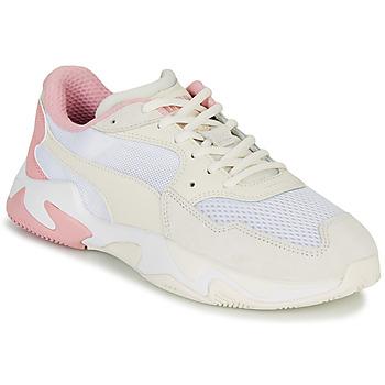 Topánky Muži Nízke tenisky Puma STORM ORIGIN PASTEL Biela