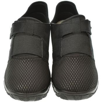 Topánky Ženy Mokasíny Mjartan Dámske poltopánky  JESLYN čierna