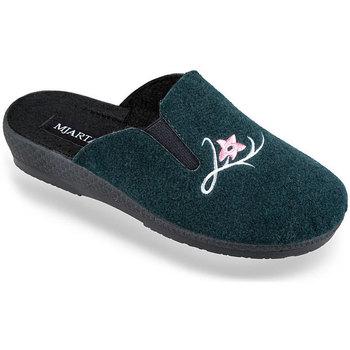 Topánky Ženy Papuče Mjartan Dámske papuče  IGLIKA 2 tmavozelená