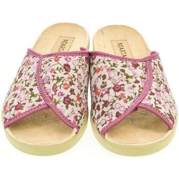 Topánky Ženy Papuče Mjartan Dámske papuče  BRIONY ružová