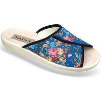 Topánky Ženy Papuče Mjartan Dámske papuče  BELLINA 2 modrá